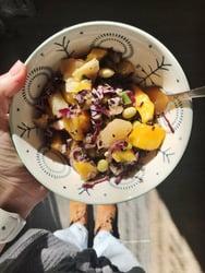Snap_Kitchen_Nutrition-Mango Beet Poke Bowl