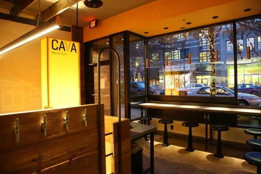 The Cava Grill menu. Here's how to order a nutritious meal at Philly's newest fast casual restaurant