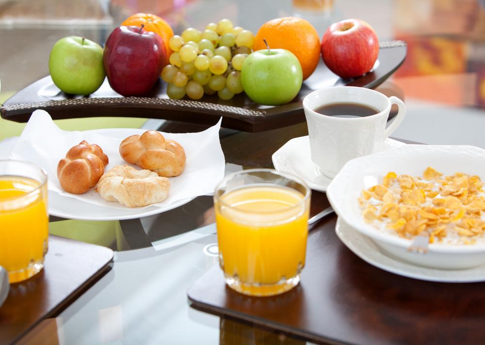 Low FODMAP Breakfast