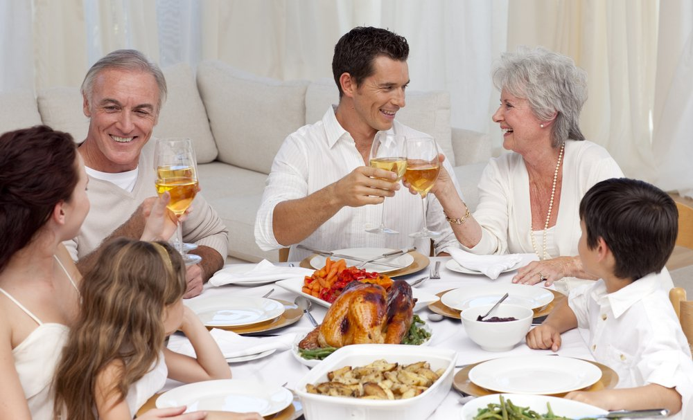 Managing IBS During the Holidays